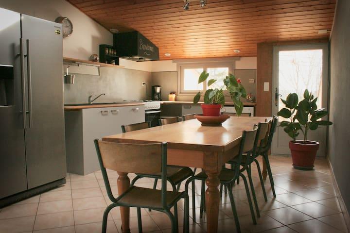 Gîte L'Amarante - Puy-Saint-Martin - Apartment
