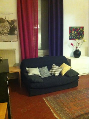 3 CHAMBRES DANS APPARTEMENT EN COLOCATION - Alès - Apartament