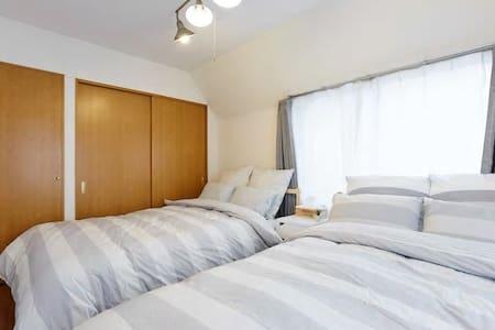 Gotanda Shinagawa/5people/WiFi!! - Shinagawa-ku - Apartemen