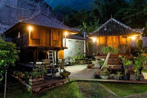 Casa-de-campo aconchegante a poucos minutos do Templo Ulun Danu #1