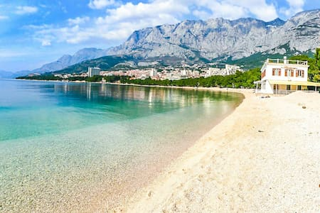 Quiet and relaxing apartment 2+1 - Makarska - Apartment