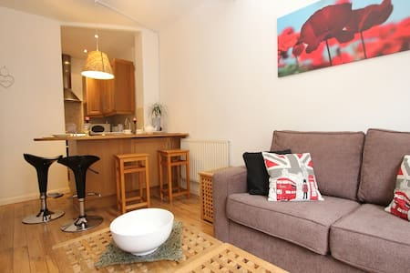 Bright Marylebone Apartment - London - Apartment