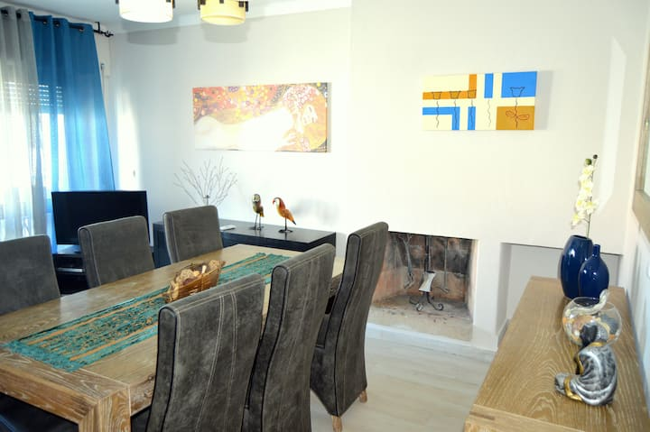 ❤️ Apartamento Glamour ⚜️ T2 na Praia de Manta Rota❤️