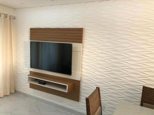 Painel - Sala de estar