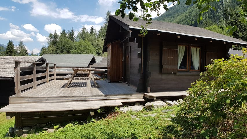 Baribal Private chalet