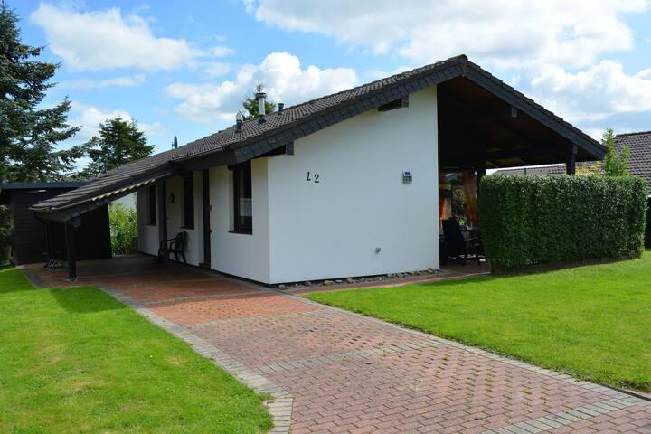Ferienhaus am Nordseedeich