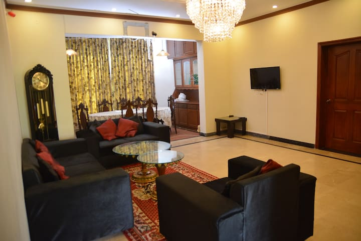 Luxury Furnished Bungalow in DHA Phase3 Lahore