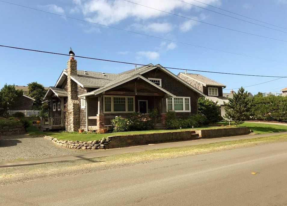 Beach House In Gearhart To Rent