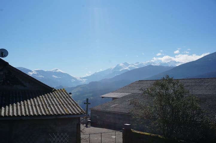 Holiday rental in the Pyrenees - Buzan - Hus