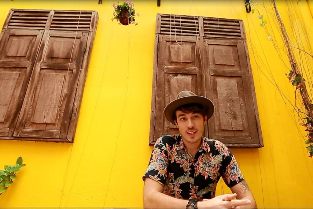 """Welcome to Bangkok City Cozy Home. Visited by """"Bangkok Celebrity & TV Program."""