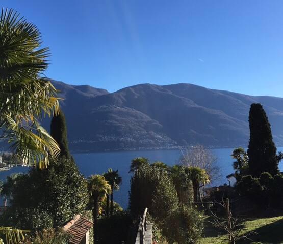 Ticino's Mediterranean flair - Erholung PUR!