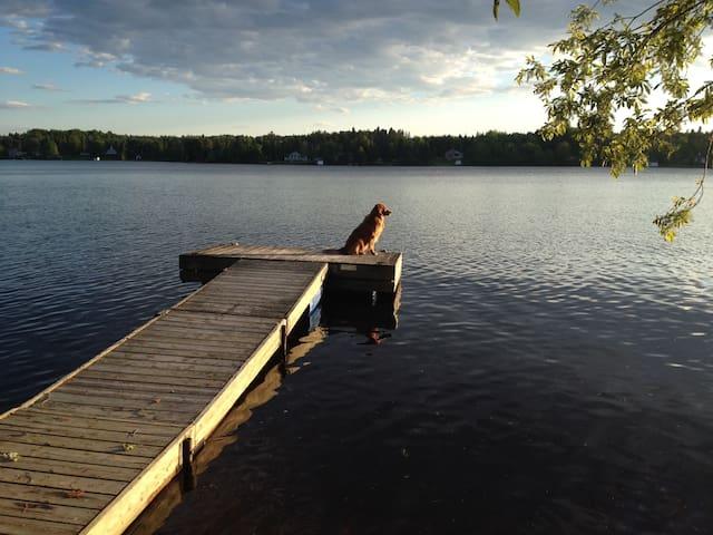 Charmant Entre Deux Eaux lac Otis