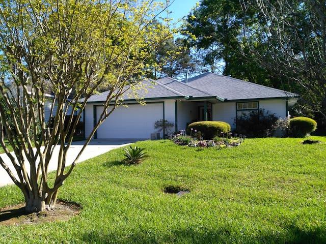2Bdr & Bath in a House Alachua Gainesville, FL - Alachua - Hus