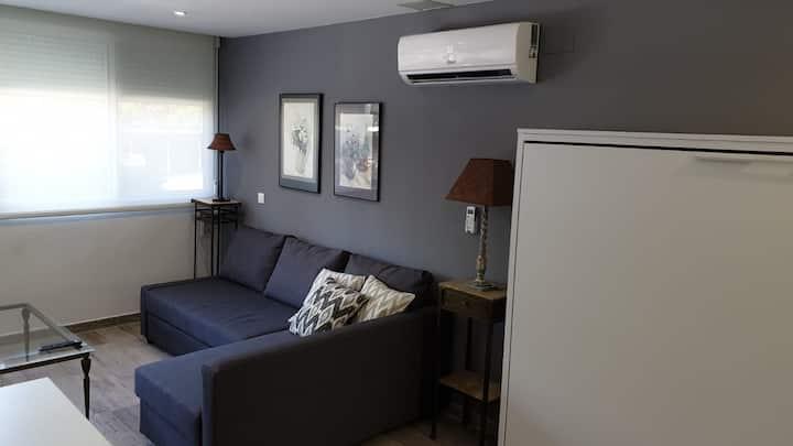 Nuevo apartamento tipo loft en el Albir