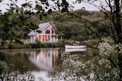 Heron Lodge pri jazerách Sylen