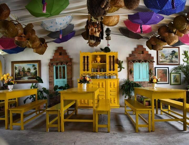 Hospederia Villa del Pino