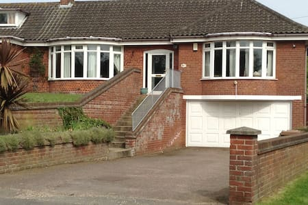 The Beeston Hill Bungalow - Sheringham