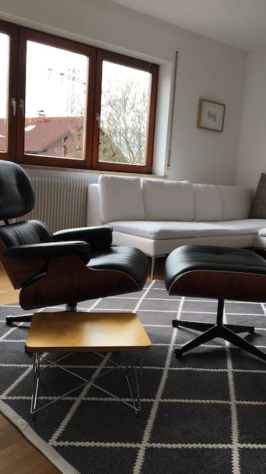 Relax on design Originals from Vitra & B&B Italia