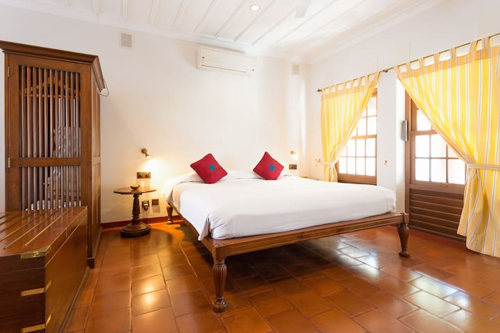 18th century victorian terraced house fort kochi for Chambre kochi