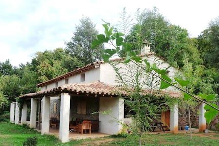 Casa en la Sierra de Aracena, Huelva, Andalucía - Castaño del Robledo