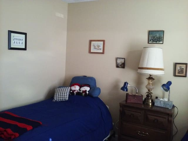 Quiet pretty guest room/bath in Conway for 1 or 2. - Conway - Huis