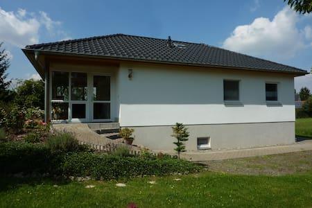Ferienhaus Harzblick - Hus