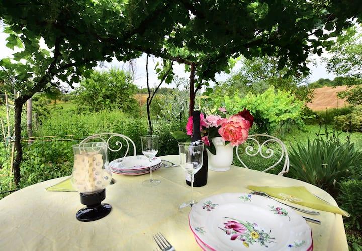 La casa delle rose, Otricoli
