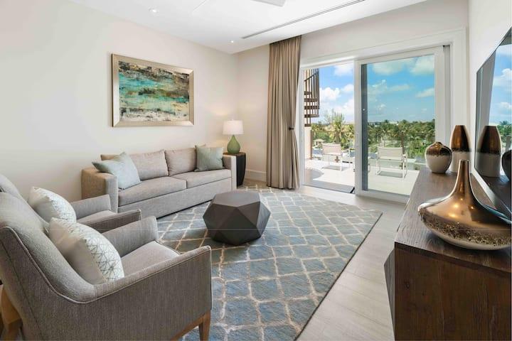 *SeaGlass - NEW Fabulous Luxury Penthouse Suite*