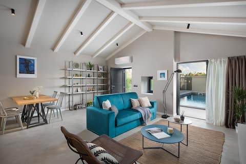Villa with pool Bino&Marija