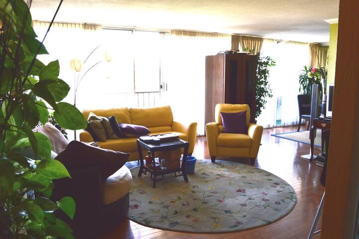 Luxury High Raise Condo豪华公寓高楼.. - Fremont - Apartment