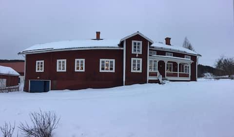 Drömboende i Järvsö