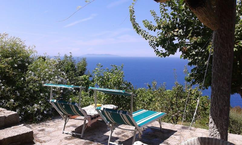 La terrazza sul mare - Zanca - Daire