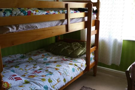 Bunk bed in OX4 outskirts. - 옥스포드(Oxford) - 단독주택