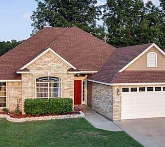 Spacious, comfortable home - Bossier City