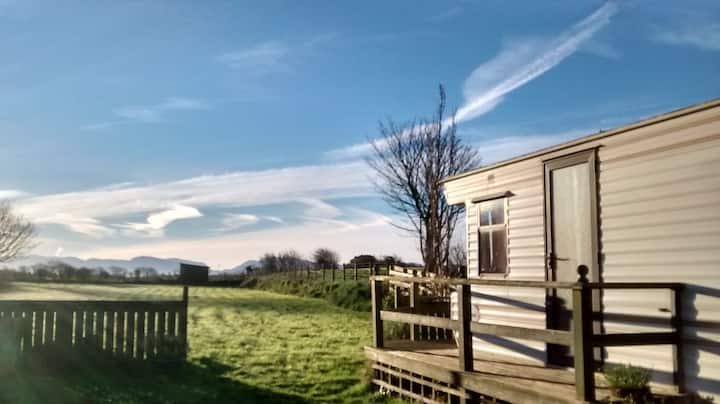 Lovely Caravan in sunny Southern Anglesey