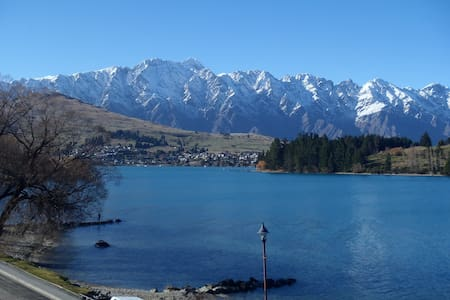 Lake front single room double bed - Queenstown - Rumah