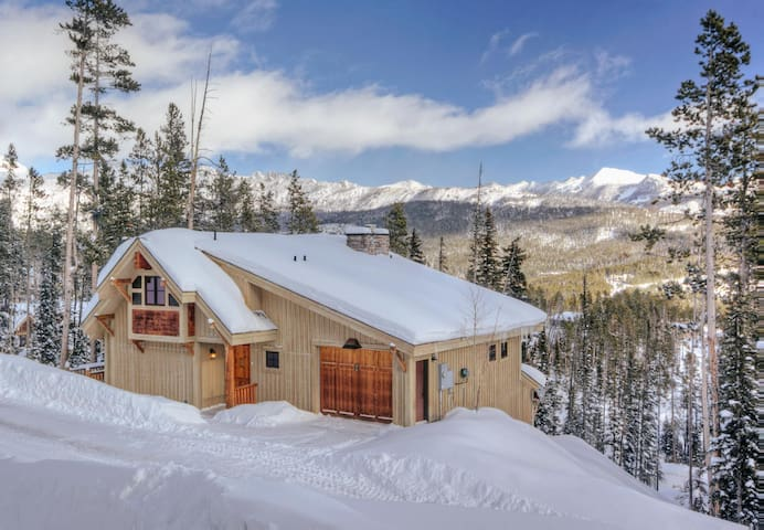 Moonlight Mountain Home | 9 Indian Summer - Big Sky - House