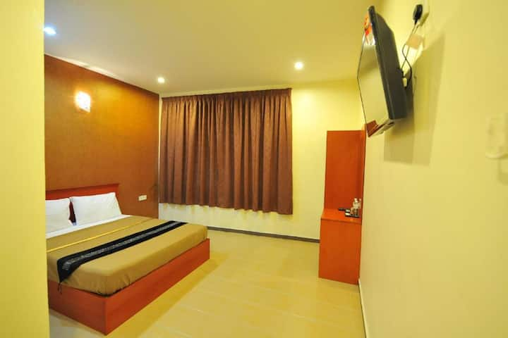 Clean Deluxe Double Room at Gurney Inn
