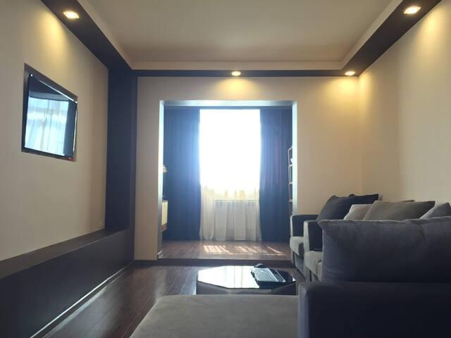Уютная квартира в Гюмри