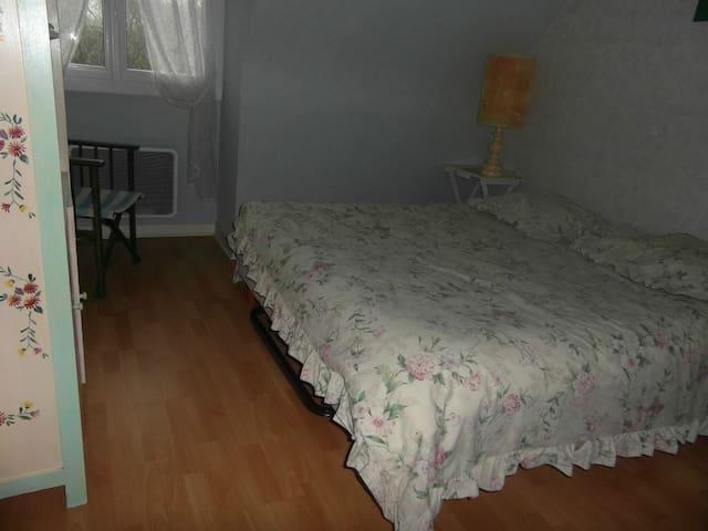 chambre d'hôtes dans maison calme à saint renan - Saint-Renan - Haus