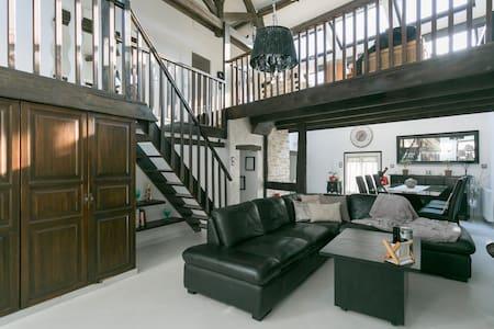 Belle maison de ville proche paris - La ville-du-Bois - Haus