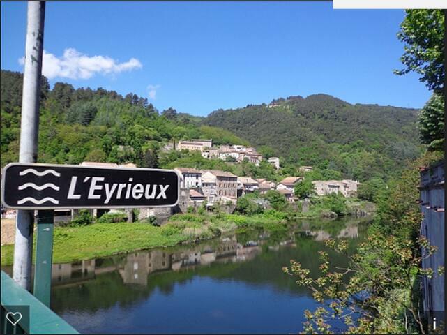 Un bon bol d'Eyrieux - Les Ollières-sur-Eyrieux - Hus