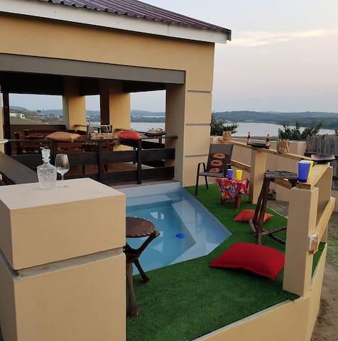 Lagun Ndziva-4 bedroom house