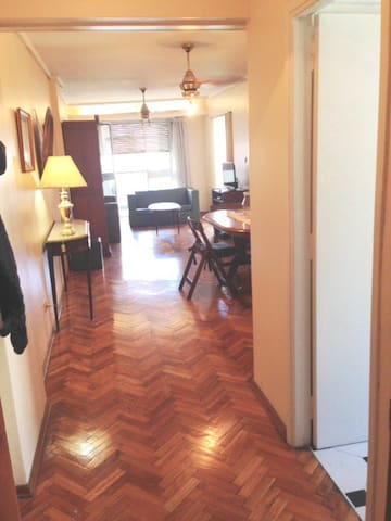 Feel the beat of Buenos Aires - Buenos Aires - Apartment