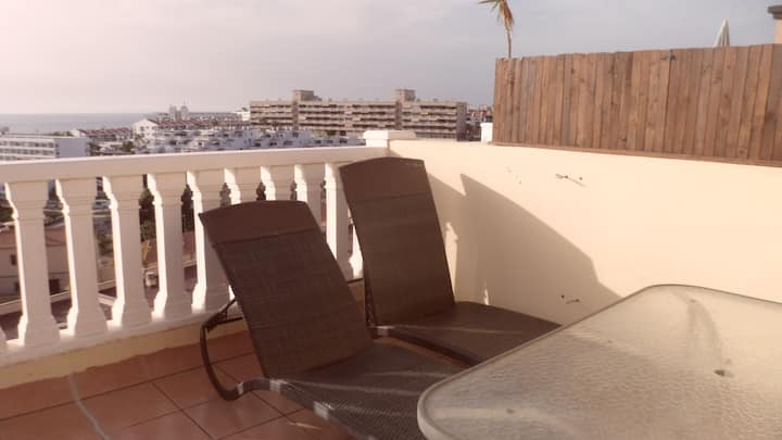 Duplex vue sur l'ocean et La Gomera Callao Salvaje