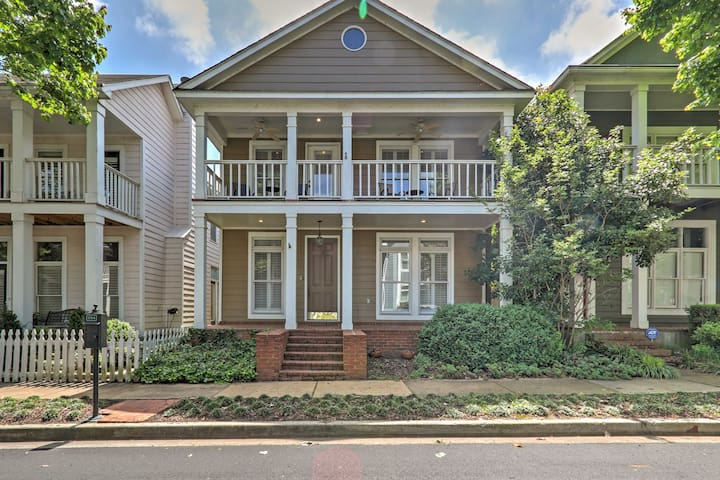 New! 3BR Memphis House - Steps Away from Downtown!
