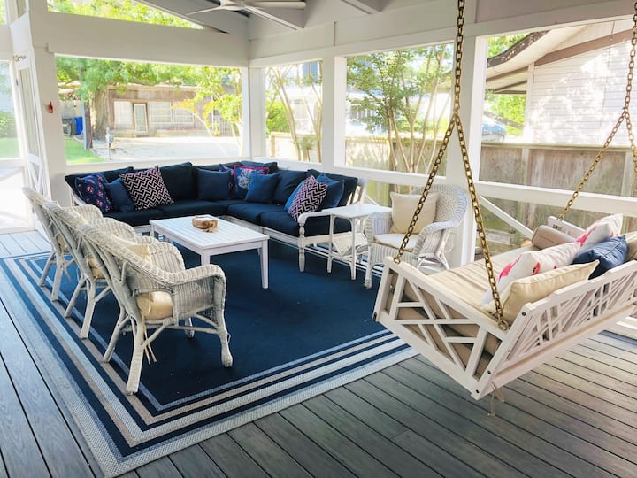 New, Beautifully Decorated, Fun Dewey Beach House