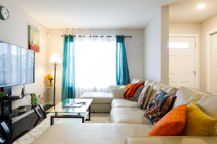Modern Comfort within Laurel