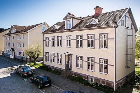 Charmigt boende centralt i Ronneby