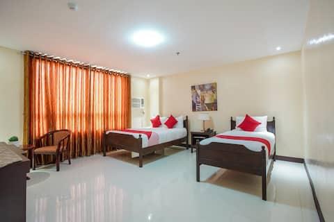 Suite Triple Room In Hotel Edmundo